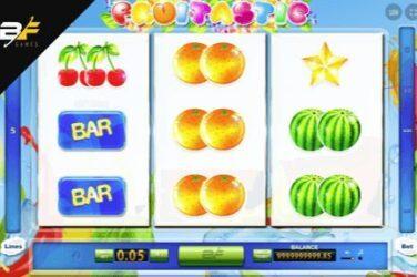 Gyümölcsös Játékgép