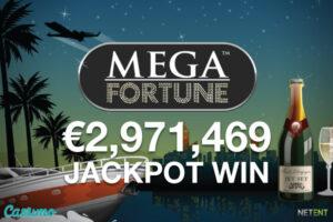 Mega Fortune nyerőgép